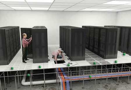 Ideal Floor for Data Center-2